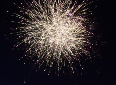 Firework, Mablethorpe Illuminations 2016, Lincolnshire, Event