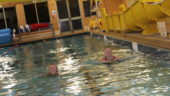 Ladies Swimming, Swimming Pool, Skegness Pool & Fitness Suite, Skegness, Lincolnshire