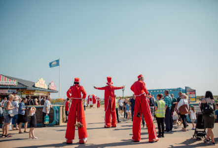 SO Festival 2019, The Small Circus, Fadunito