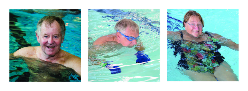 50+ swimming