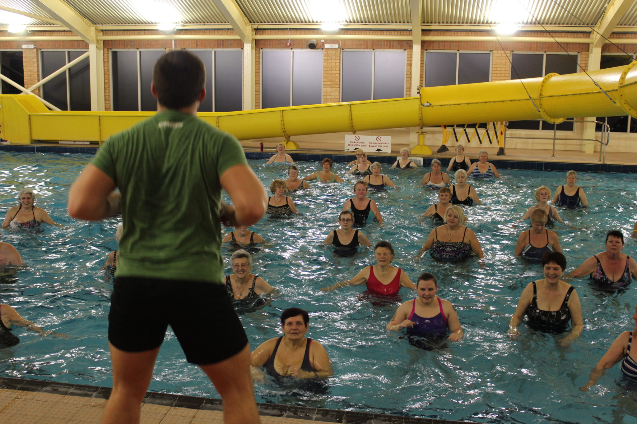 Swimming Pool Classes
