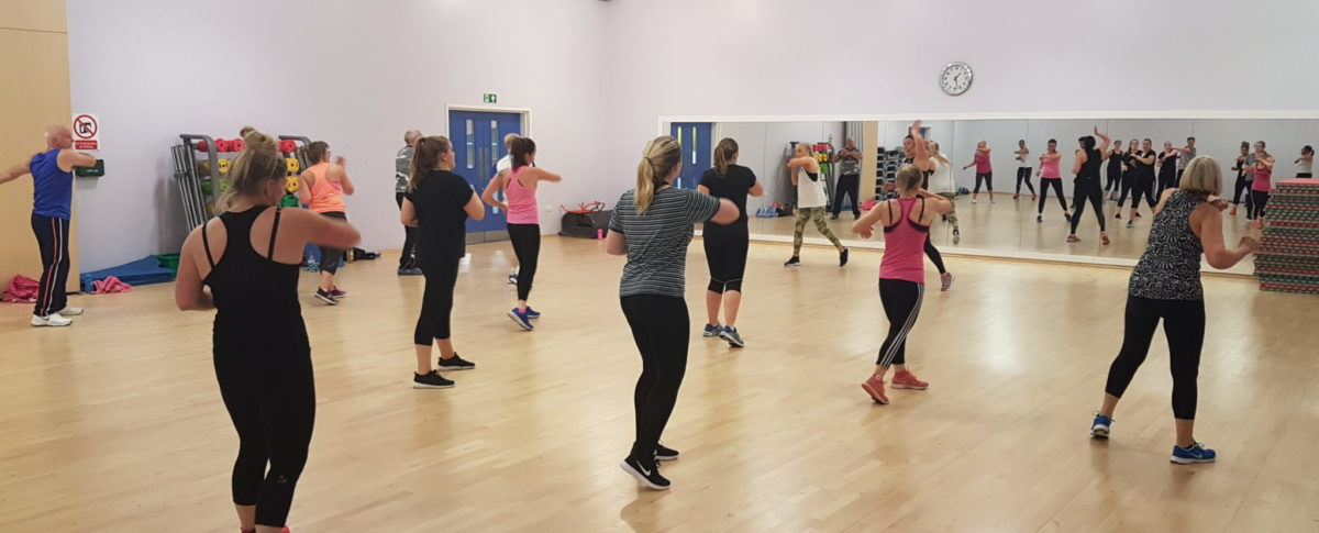 Body Combat Launch, Les Mills, Exercise Classes, Dance Studio, Meridian Leisure Centre, Louth, Lincolnshire