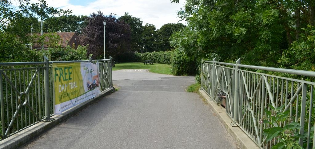 Bridge Walkway Horncastle Pool & Fitness Suite, Horncastle Lincolnshire