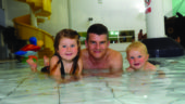 Family, General Swimming, Fun, Leisure Pool, Meridian Leisure Centre, Louth, Lincolnshire