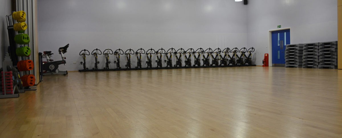 Dance Studio Meridian Leisure Centre Louth Lincolnshire