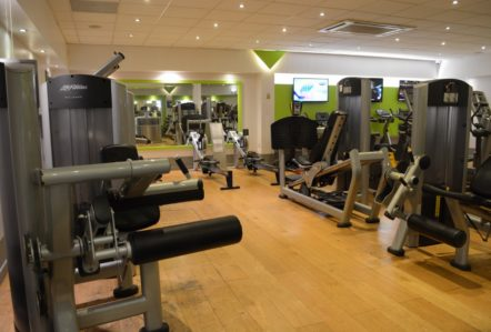 Resistance Machines, Gym, Horncastle Pool & Fitness Suite, Horncastle Lincolnshire