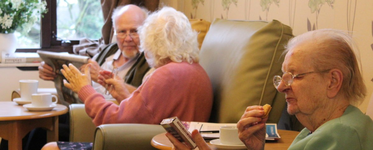 Feeding Memories, Dementia, Care Home, Lincolnshire