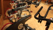Spin Bikes, Exercise Class, Station Sports Centre, Mablethorpe, Lincolnshire