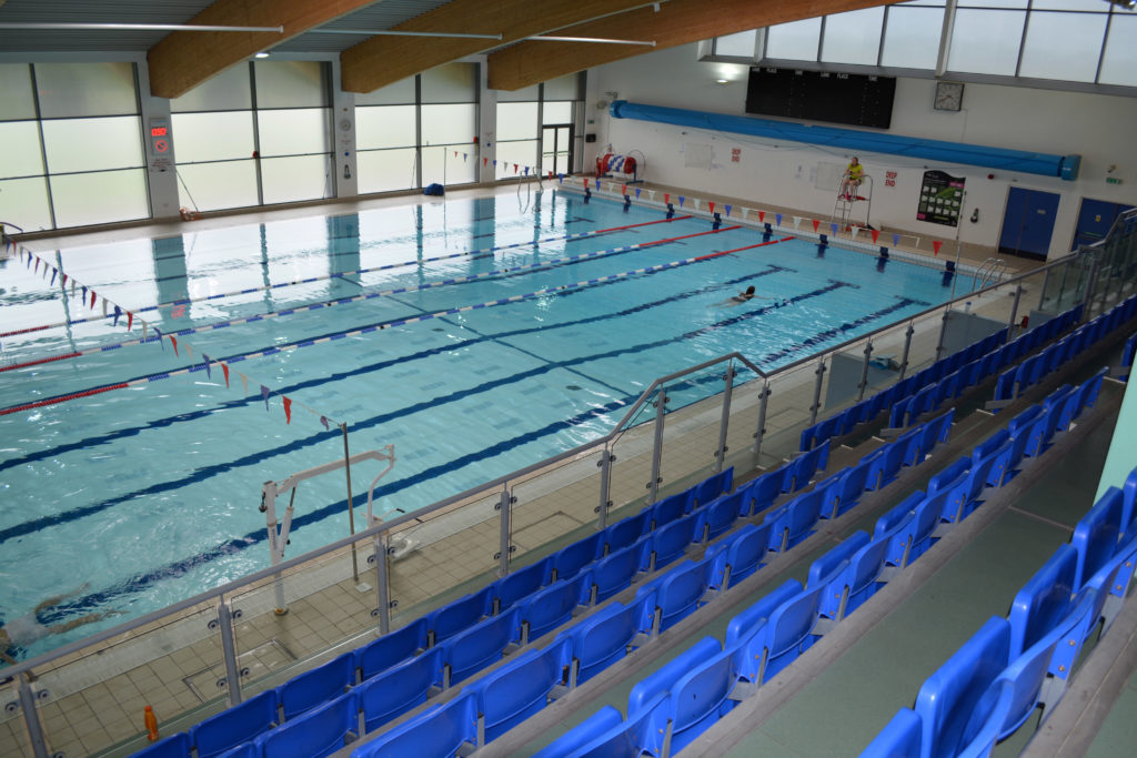 Magna vitae horncastle otters swimming club come to a - Bray swimming pool and leisure centre ...