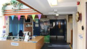 Reception Station Sports Centre Mablethorpe, Lincolnshire