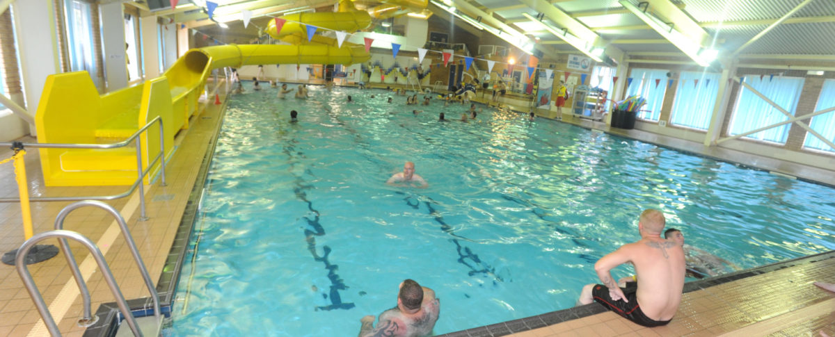 General Swim, Skegness Pool & Fitness Suite, Skegness, Lincolnshire