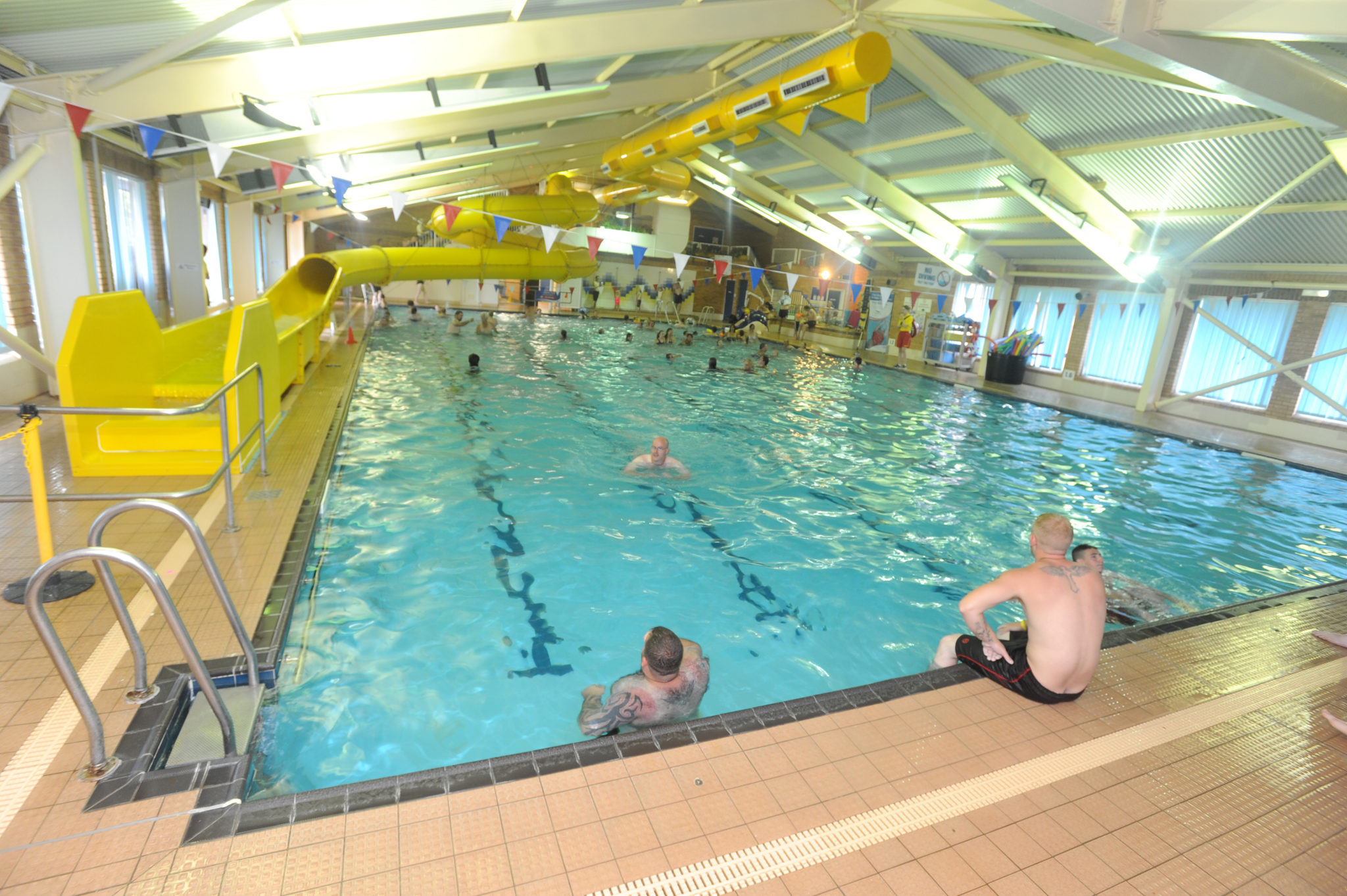 General Swimming Skegness Pool
