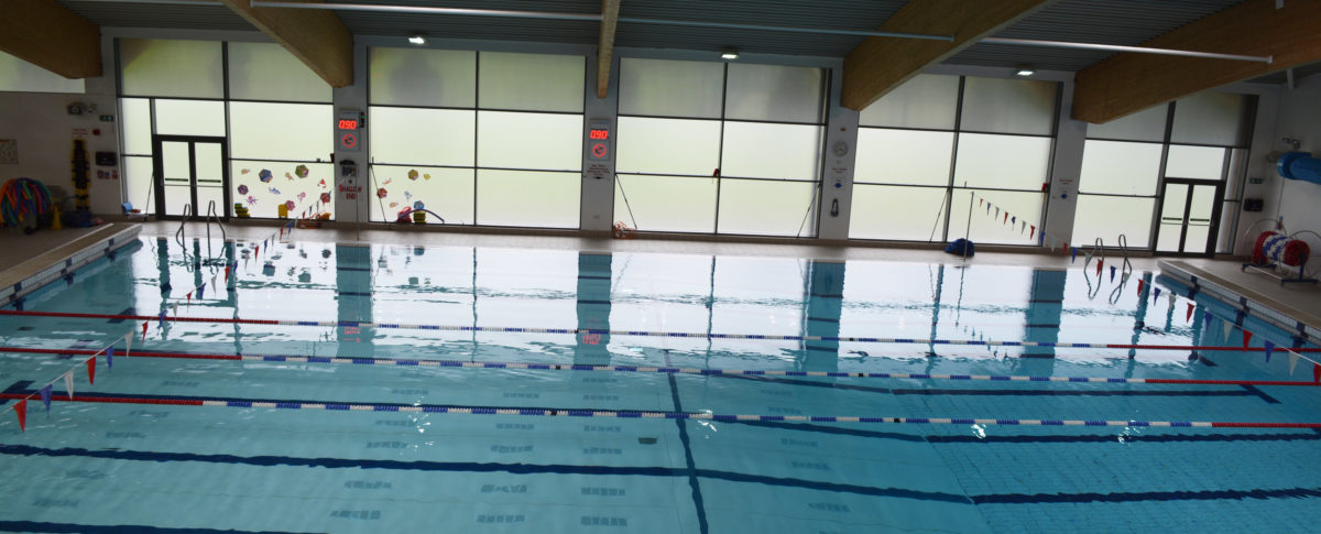 Meridian Leisure Centre Swimming Pool Louth Lincolnshire