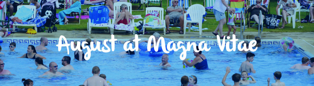 August at Magna Vitae