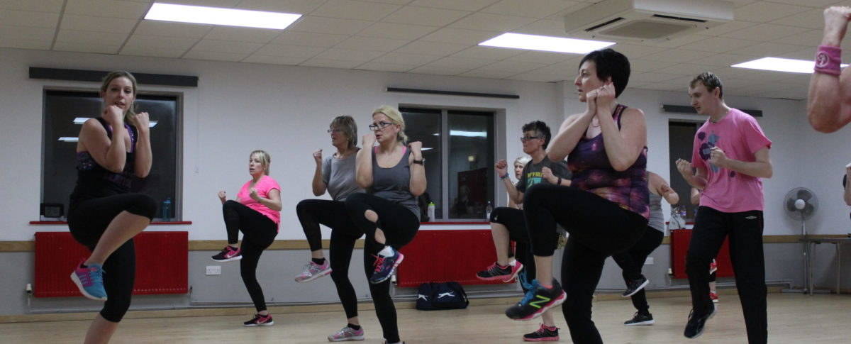 Boxfit, Exercise Classes, Skegness Pool & Fitness Suite, Skegness, Lincolnshire