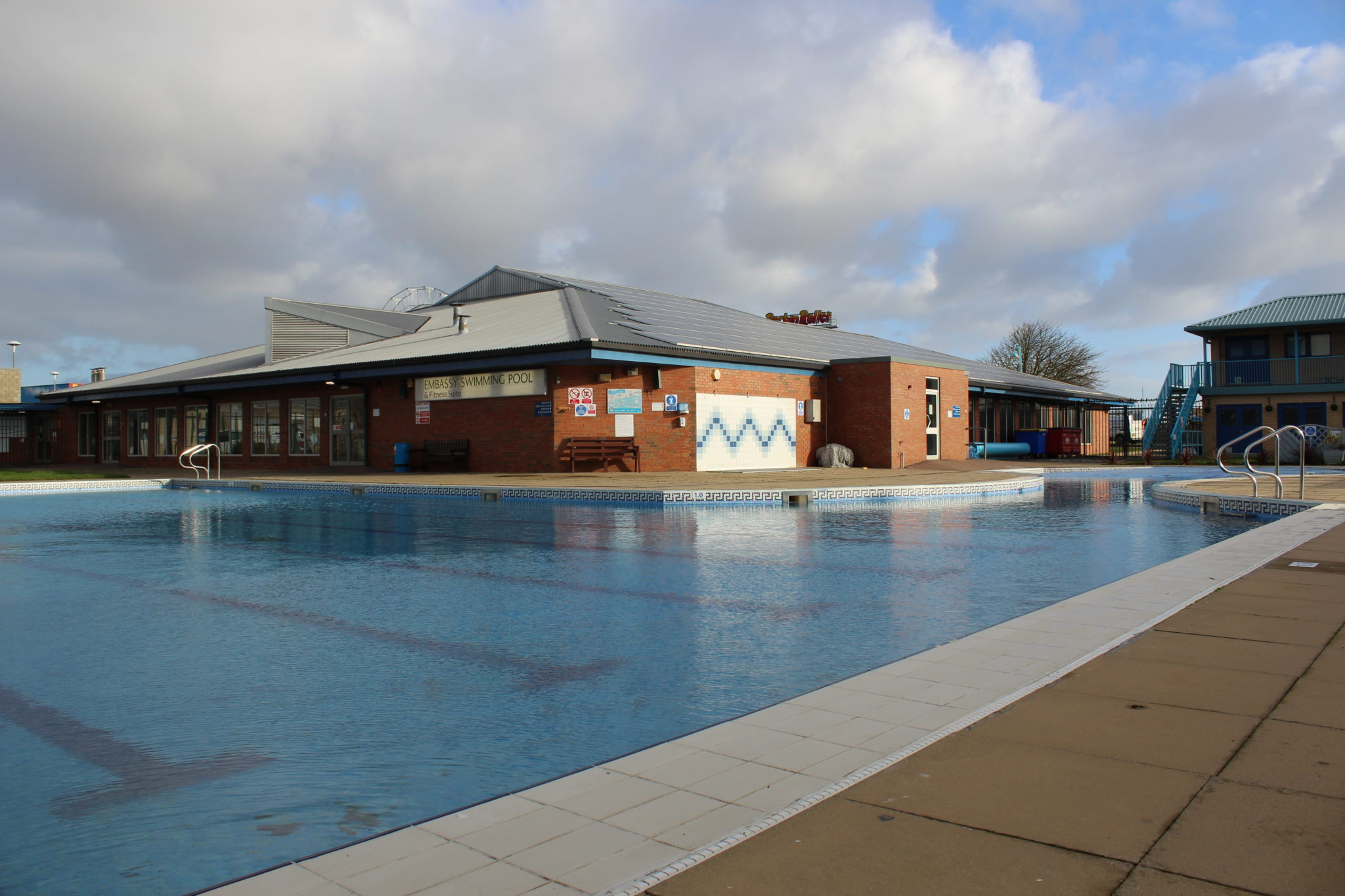 Embassy Swimming Pool Fitness Suite In Skegness Magna Vitae