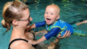 Splash & Play Swimming, Meridian Leisure Centre, Louth, Lincolnshire