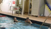 Ladies swimming pool, Skegness Pool & Fitness Suite, Lincolnshire