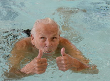 Swimming Fun Meridian Leisure Centre, Louth, Lincolnshire
