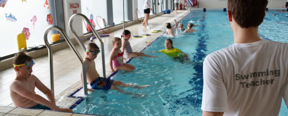 Swimming Lessons Skegness, Horncastle, Louth, Lincolnshire
