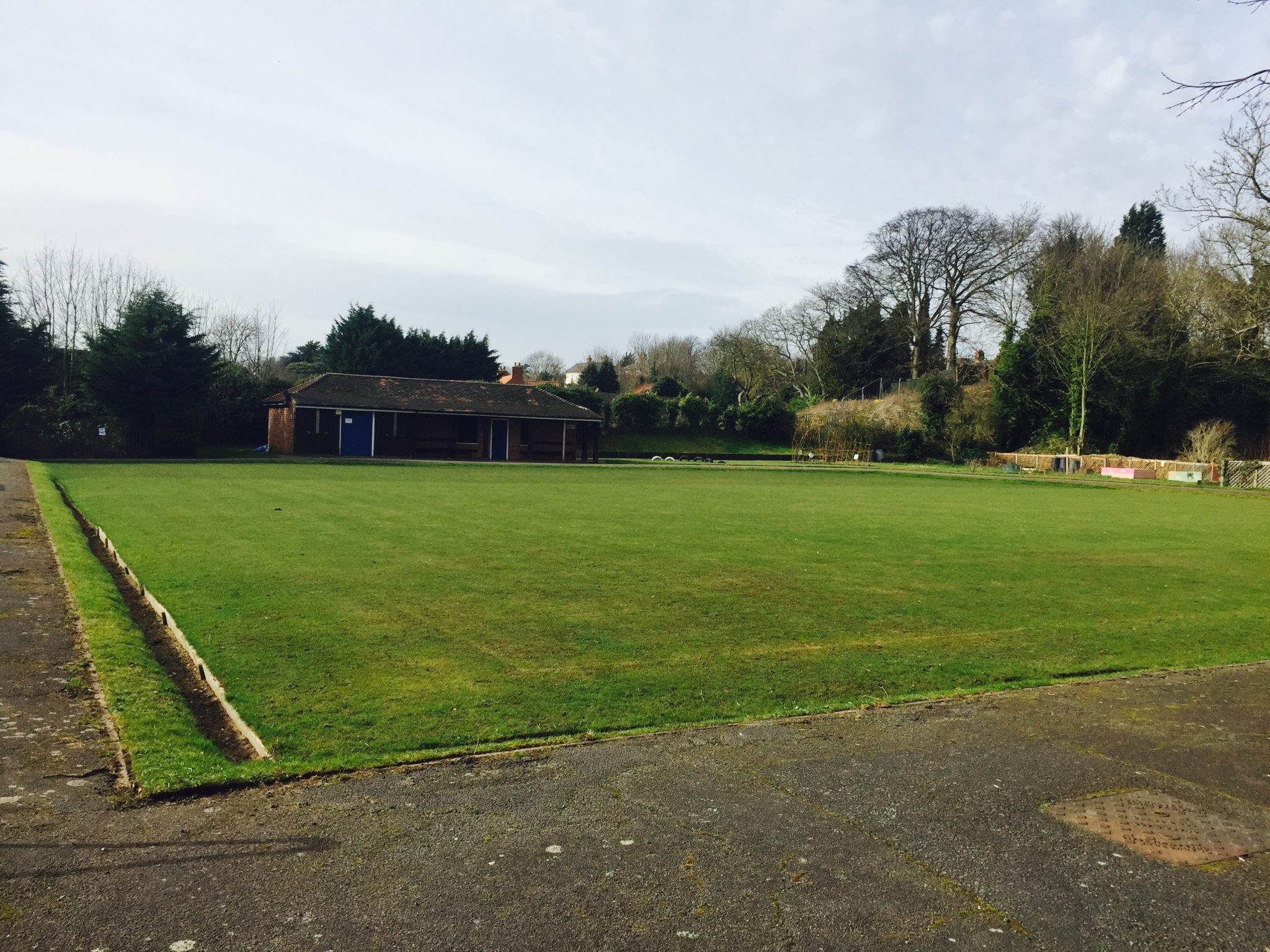 Outdoor Bowling Green, Charles Street Recreational Ground, Louth, Lincolnshire