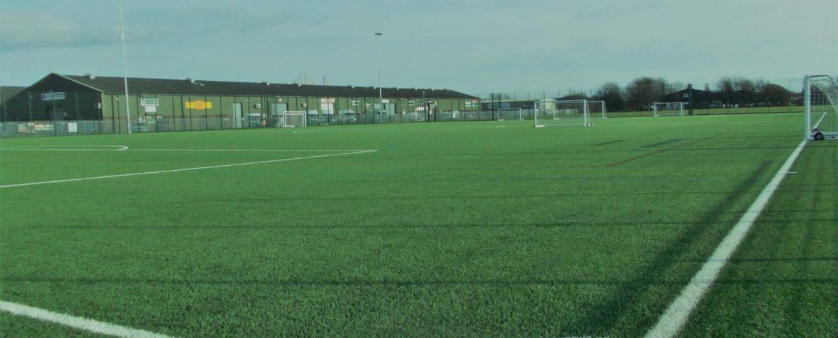 Wainfleet Road Pavilion, Skegness 3g Football Pitch