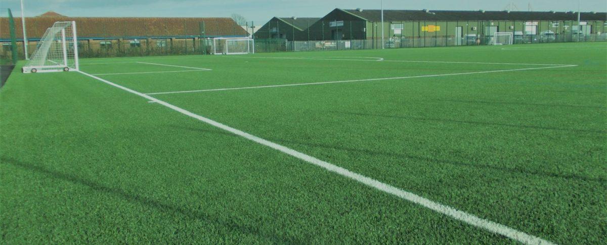 Wainfleet Road Pavilion, Skegness, 3g football pitch