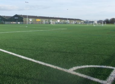 Wainfleet Road Pavilion, Skegness, 3g football pitch