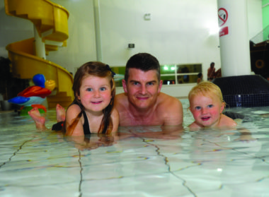 Family Swim, Leisure Pool, Meridian Leisure Centre, Louth, Lincolnshire