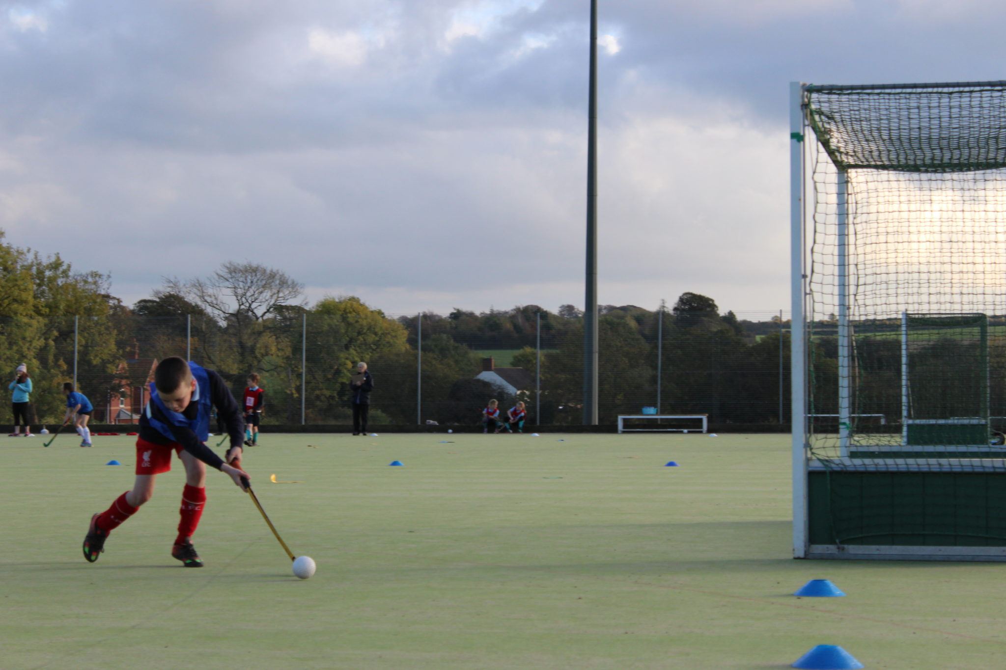 Outdoor Sports Arena In Louth London Road Pavilion Magna Vitae