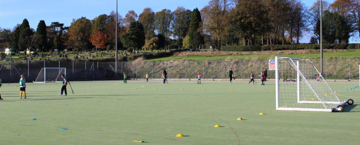 Hockey, Astroturf, London Road Pavilion, Louth, Lincolnshire