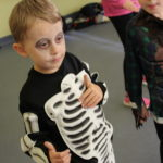 Halloween Holiday Activities Louth Meridian Leisure Centre Lincolnshire