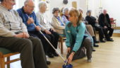 New Age Kurling Dementia Cafe, Trinity Centre, Louth, Lincolnshire