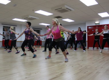 Zumba Classes in Skegness and Louth with Magna Vitae