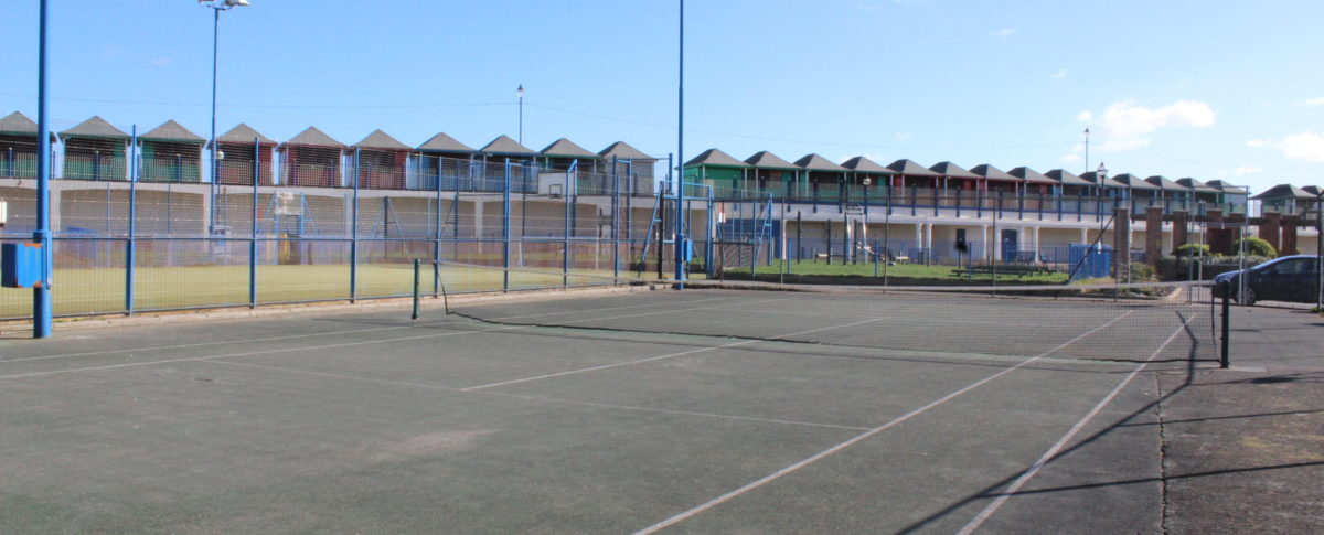 Sutton on Sea Recreational Ground Tennis Lincolnshire