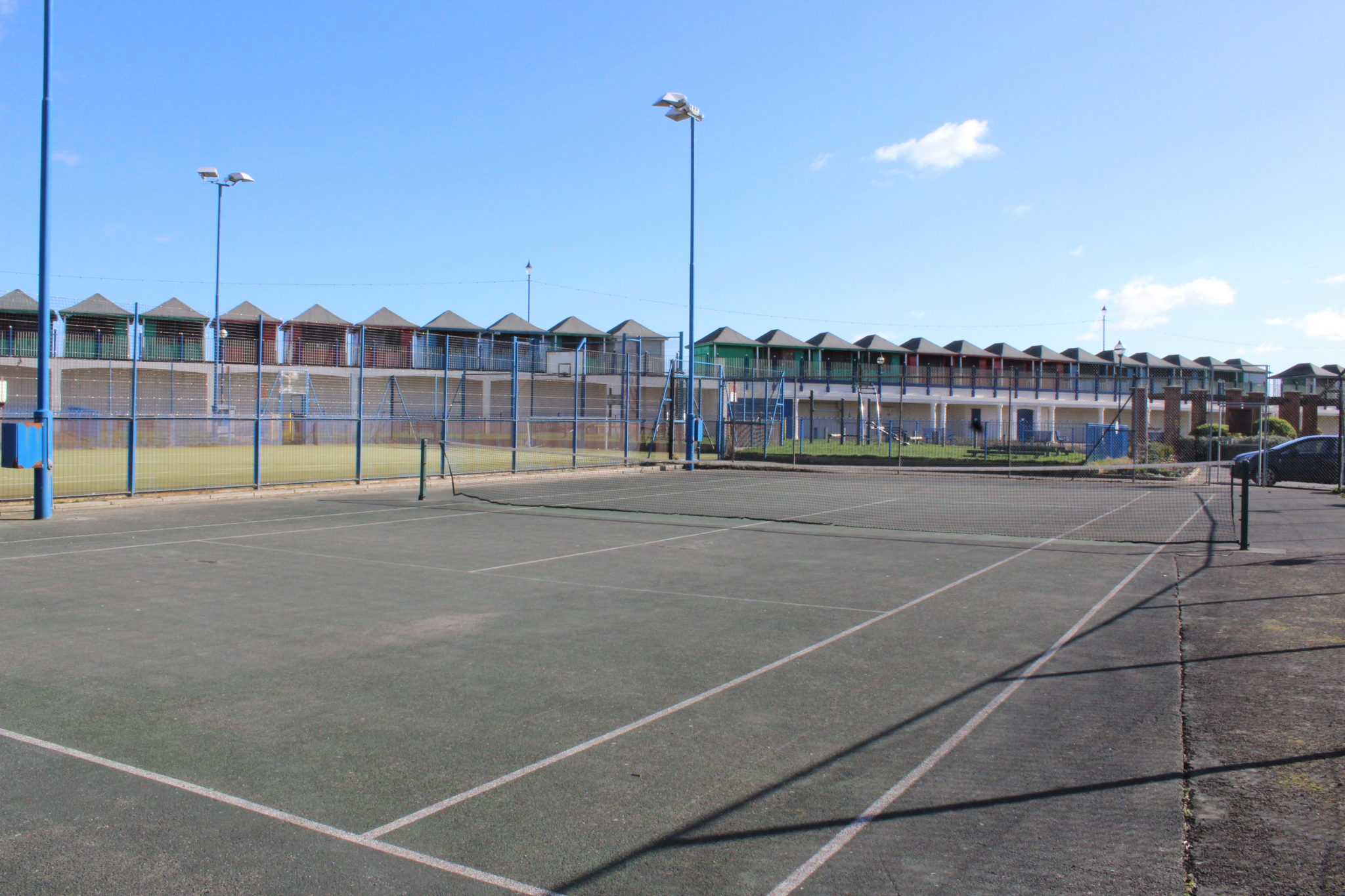 Sutton on Sea Recreational Ground Tennis Lincolnshire