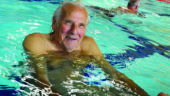 50+ Adult Swimming, Meridian Leisure Centre, Louth, Lincolnshire