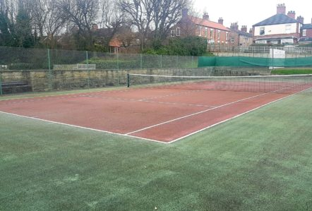 Tennis Courts, Charles Street, Louth, Lincolnshire