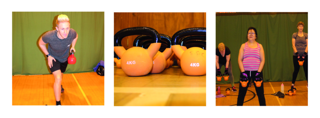 Kettlebells Workout in Louth, Skegness, Mablethorpe and Horncastle with Magna Vitae