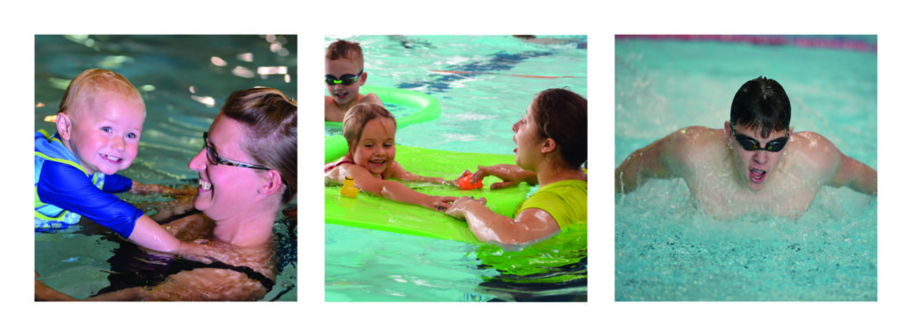 Waterwise swimming lessons