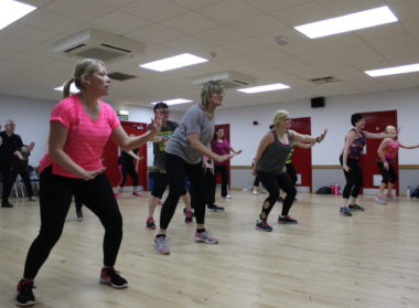 low impact aerobics Skegness Pool & Fitness Suite, Lincolnshire, Exercise Class