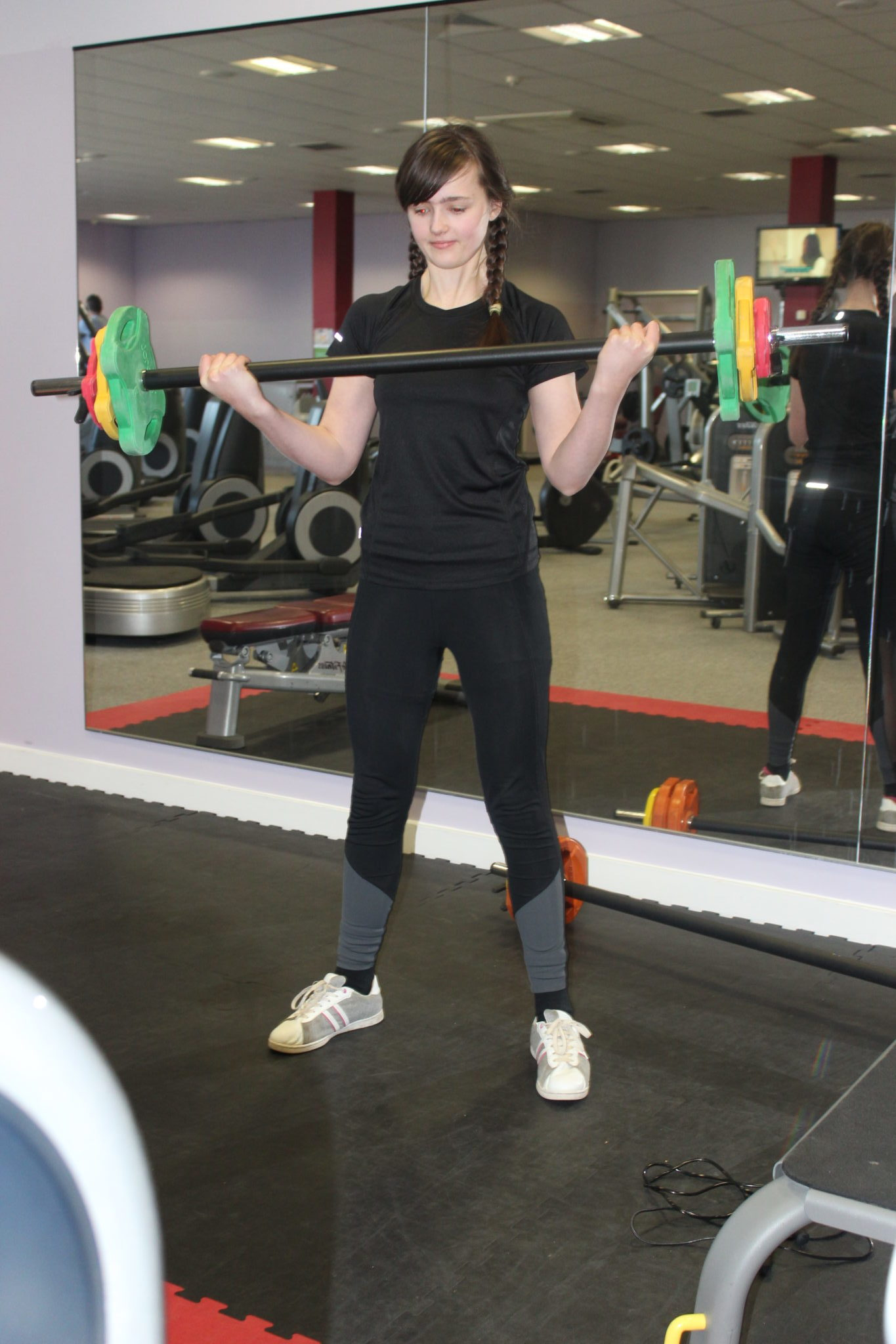 Amelia - Magna Vitae Supporter Stories Meridian Leisure Centre, Louth, Lincolnshire