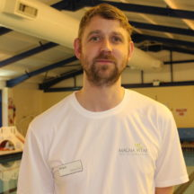 Bruce Allan, Swimming Teacher, Horncastle Pool & Fitness Suite, Lincolnshire