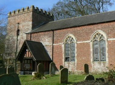 Tathwell Church, Lincolnshire