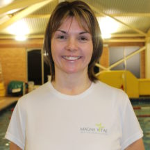 Donna Smith, Skegness Pool & Fitness suite, Lincolnshire