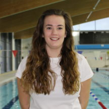 Katherine Brown, Swimming Teacher, Meridian Leisure Centre, Louth, Lincolnshire