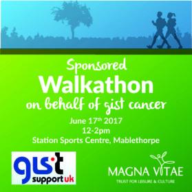 GIST Walkathon, Mablethorpe