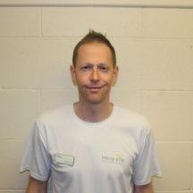 Steve Evans, Duty Manager, Magna Vitae, Lincolnshire