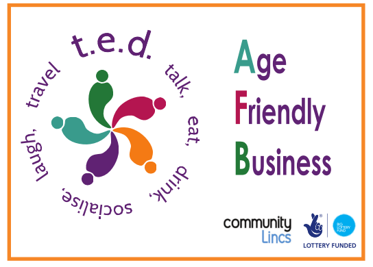 T.E.D. Age Friendly Business Award