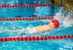 competitive swim clinics